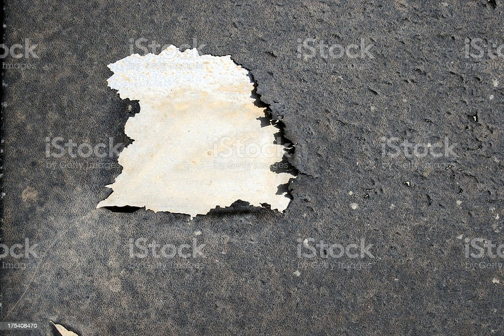 Grunge cracked wall royalty-free stock photo