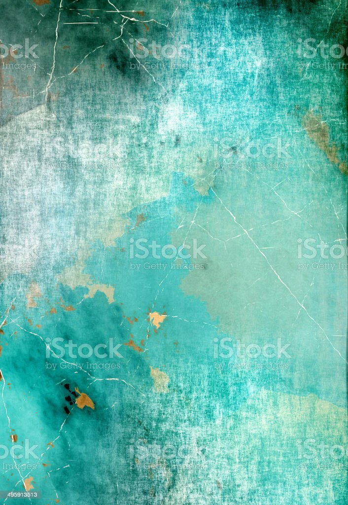 Grunge craquelure background. stock photo