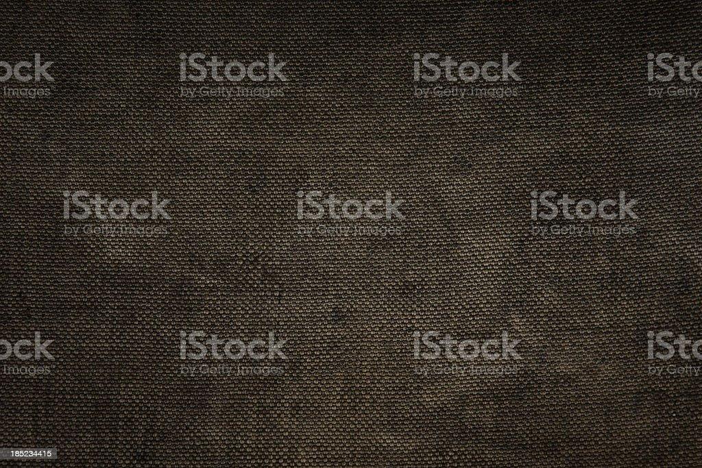 Grunge Dark Canvas XXXL Background royalty-free stock photo