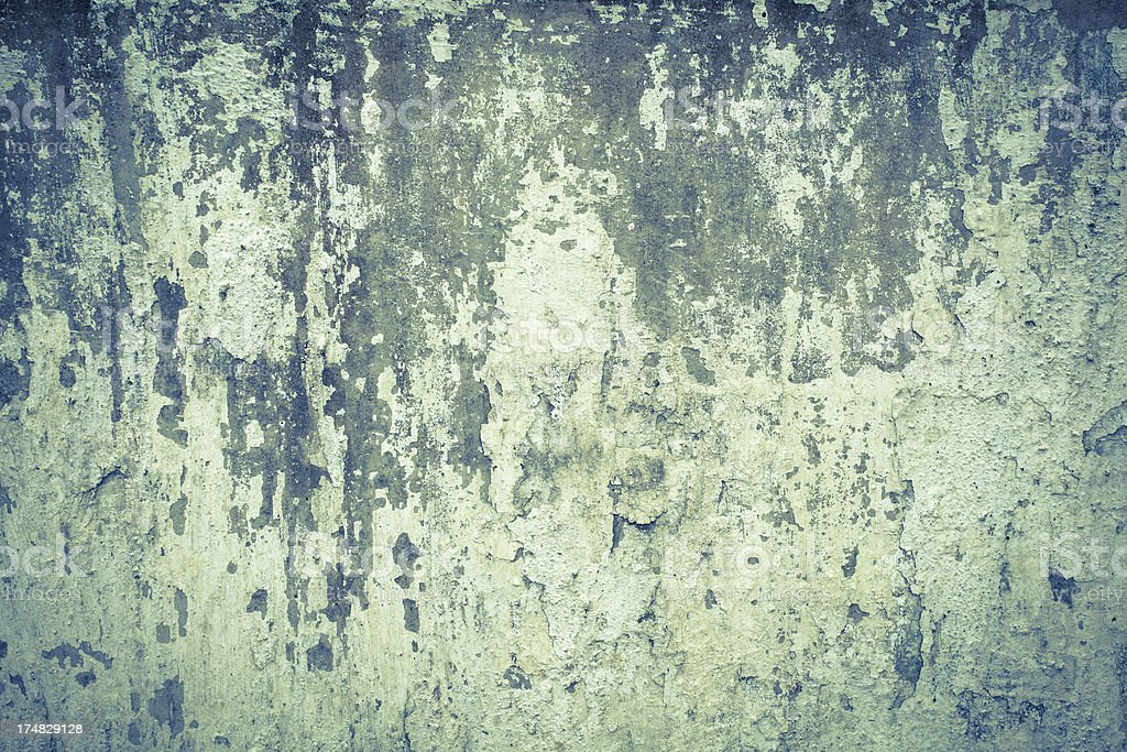 Grunge dark wall royalty-free stock photo