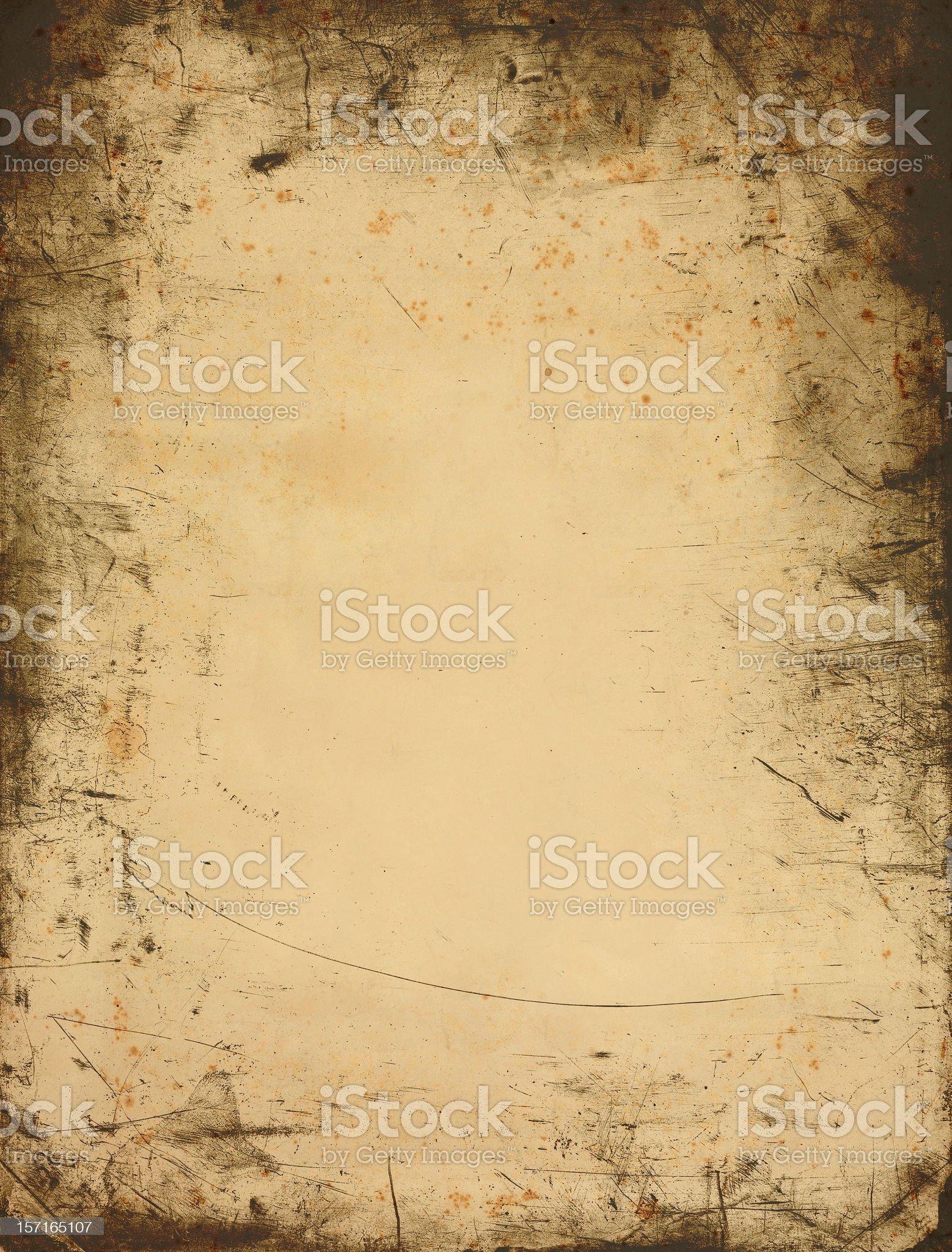 grunge decaying royalty-free stock photo