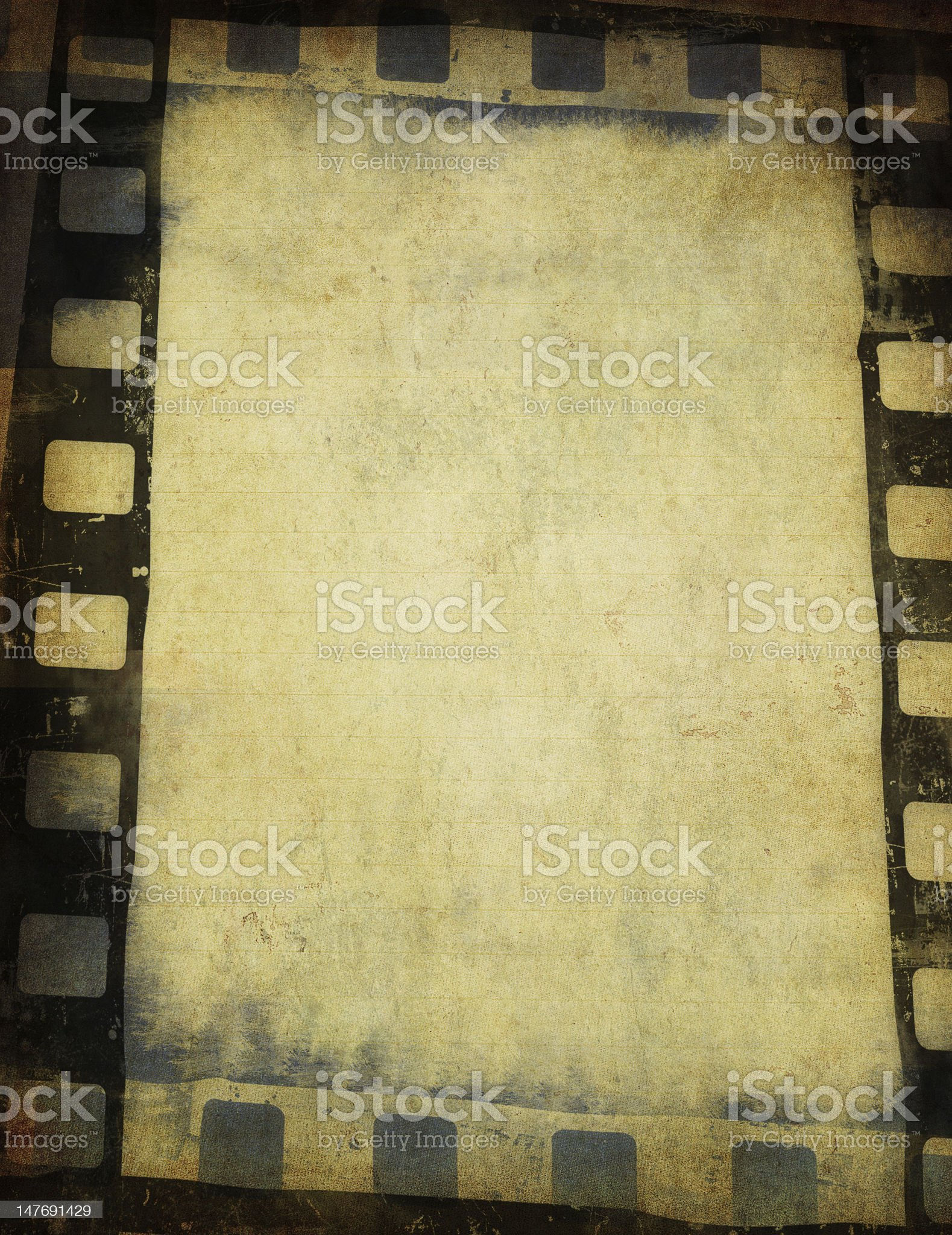 grunge film background royalty-free stock photo