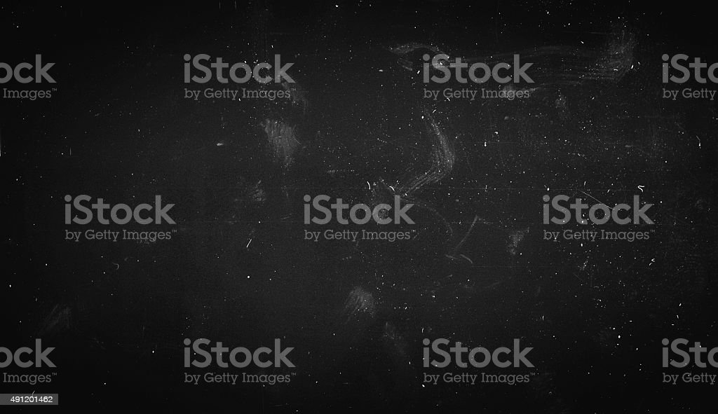 Grunge film negative background, panoramic and vignetted stock photo