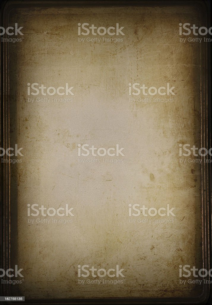 Grunge frame background stock photo