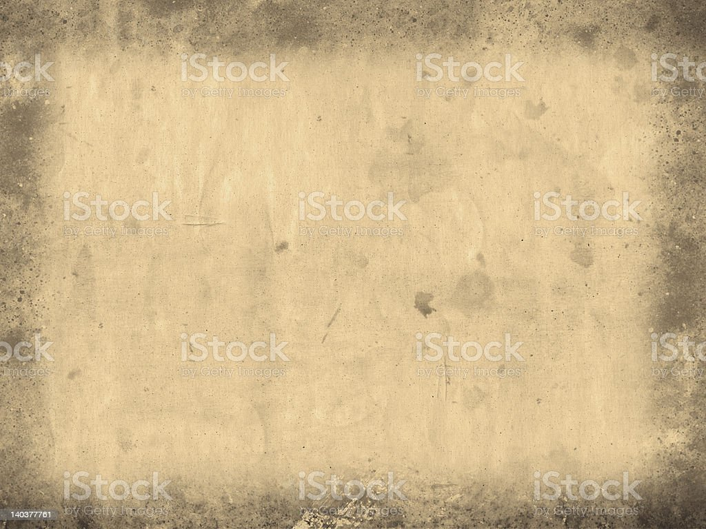 grunge frame royalty-free stock photo