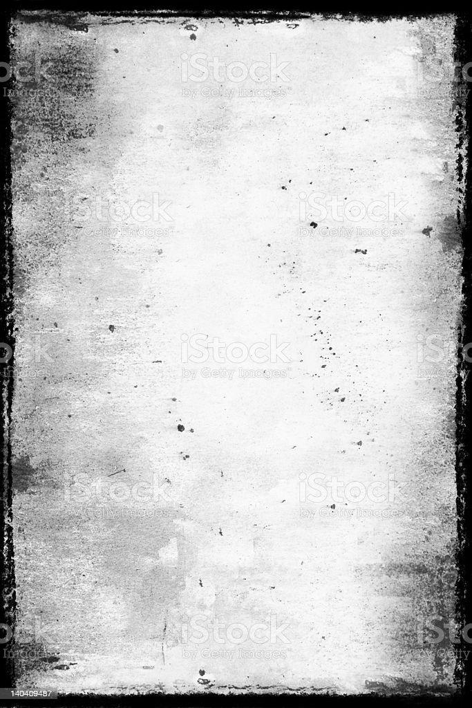 Grunge Frame (01) royalty-free stock photo