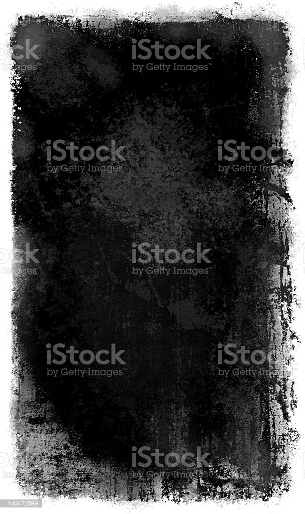 Grunge Frame (08) royalty-free stock photo