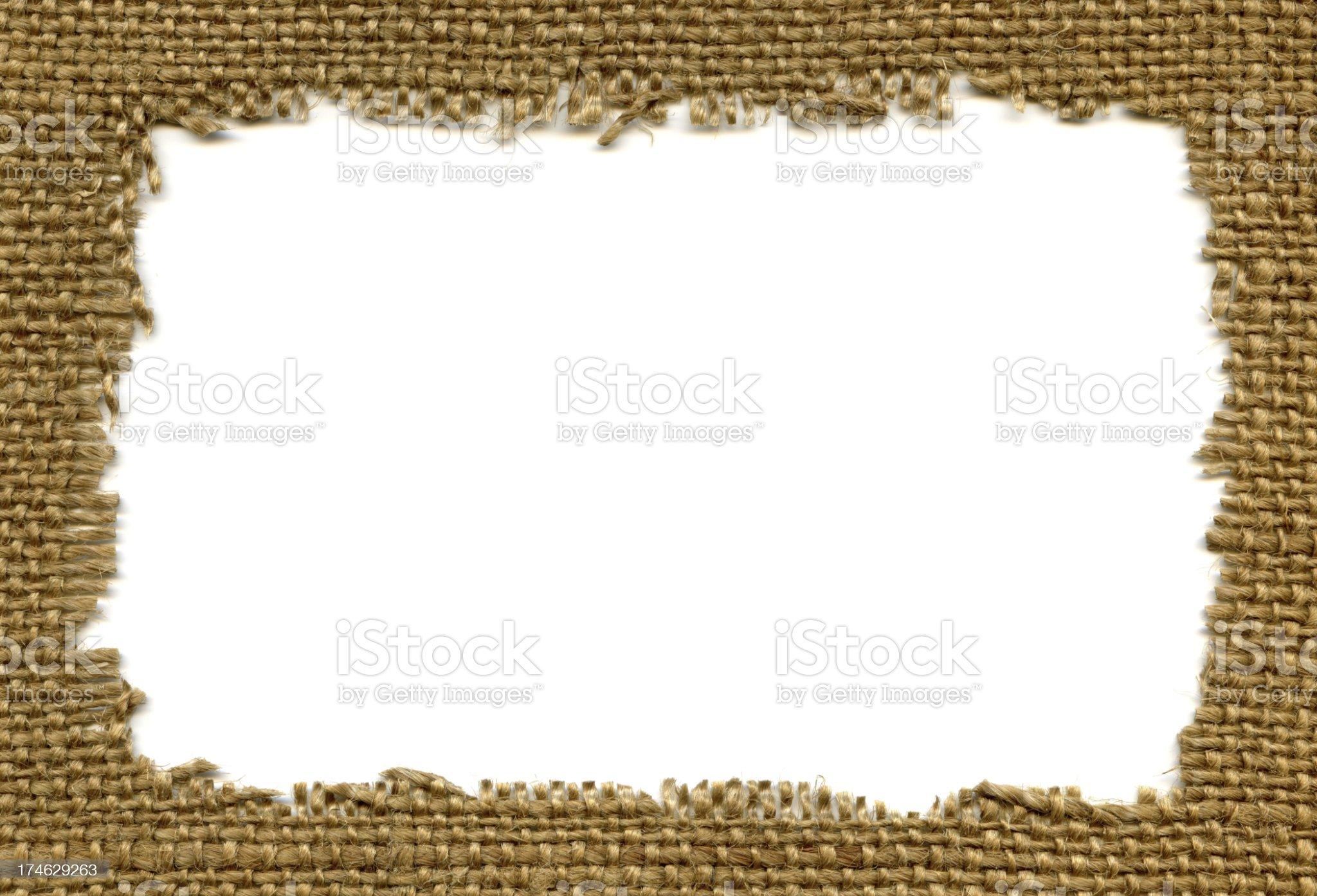 Grunge frame. royalty-free stock photo