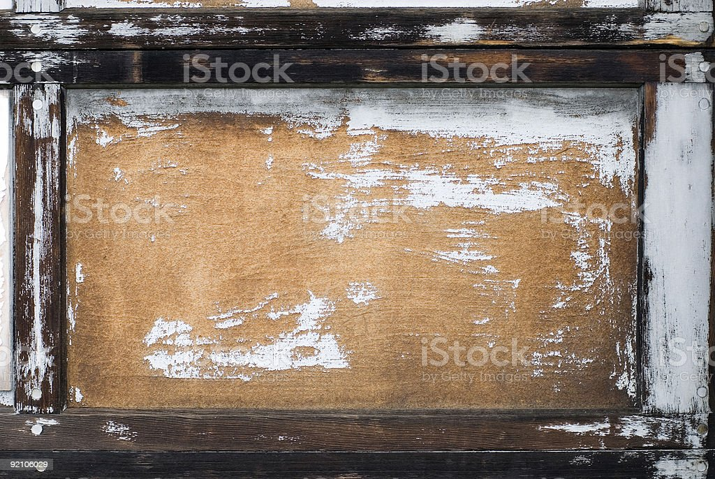 Grunge Frame Series royalty-free stock photo