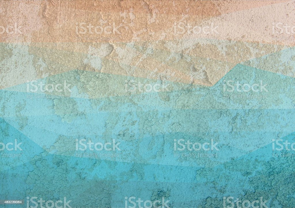 grunge gradient color abstract background vector art illustration