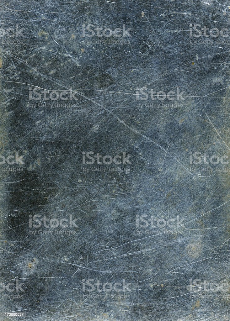 Grunge Grey Metal Textured Background Pattern stock photo