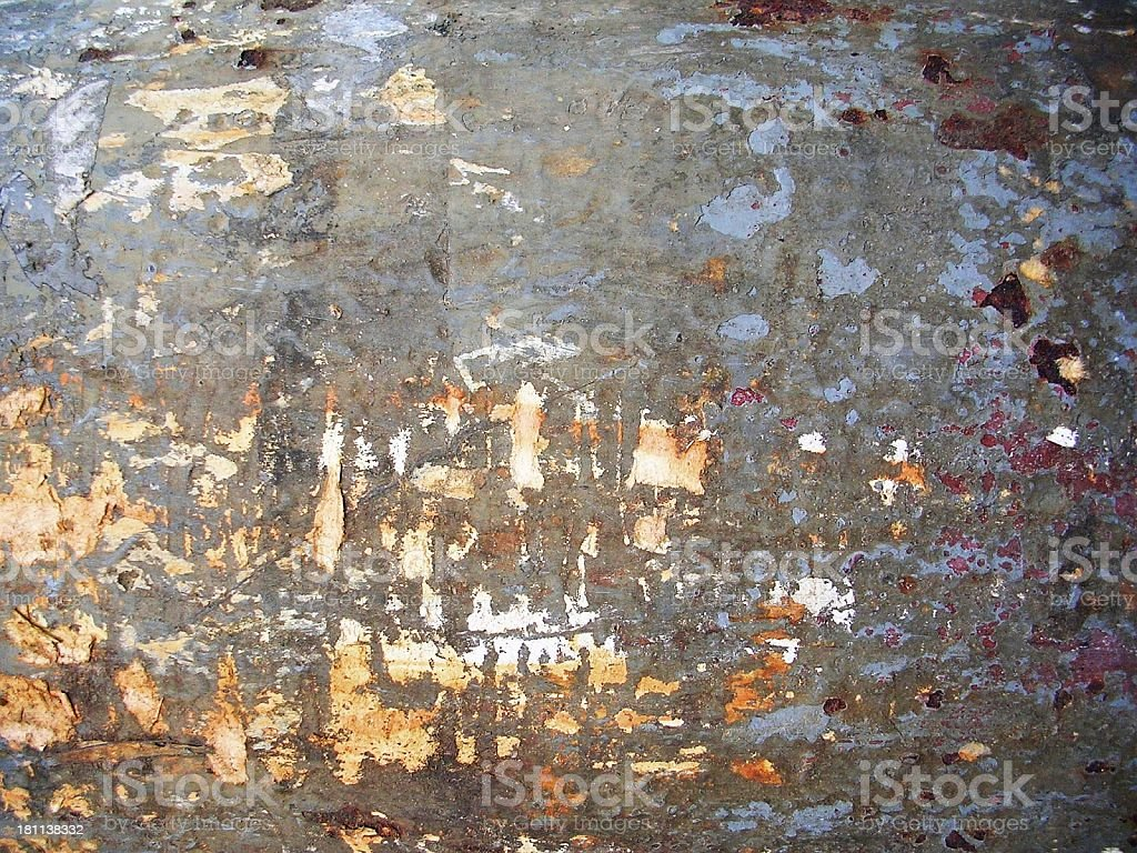Grunge / industrial texture royalty-free stock photo