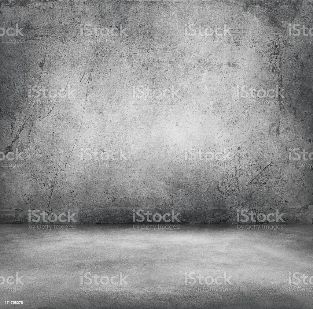 Grunge interior XXXL stock photo