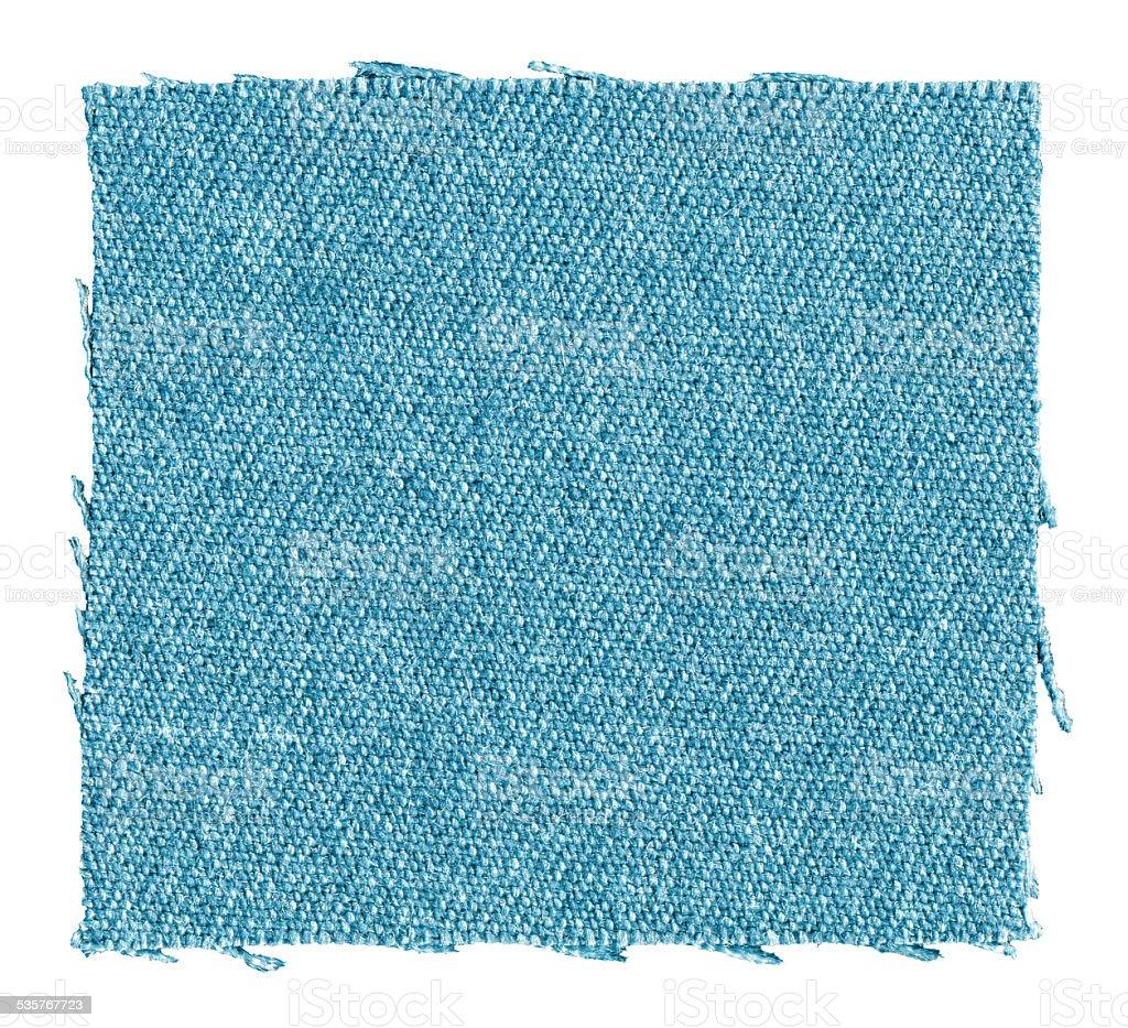 Grunge jeans denim background textured isolated stock photo