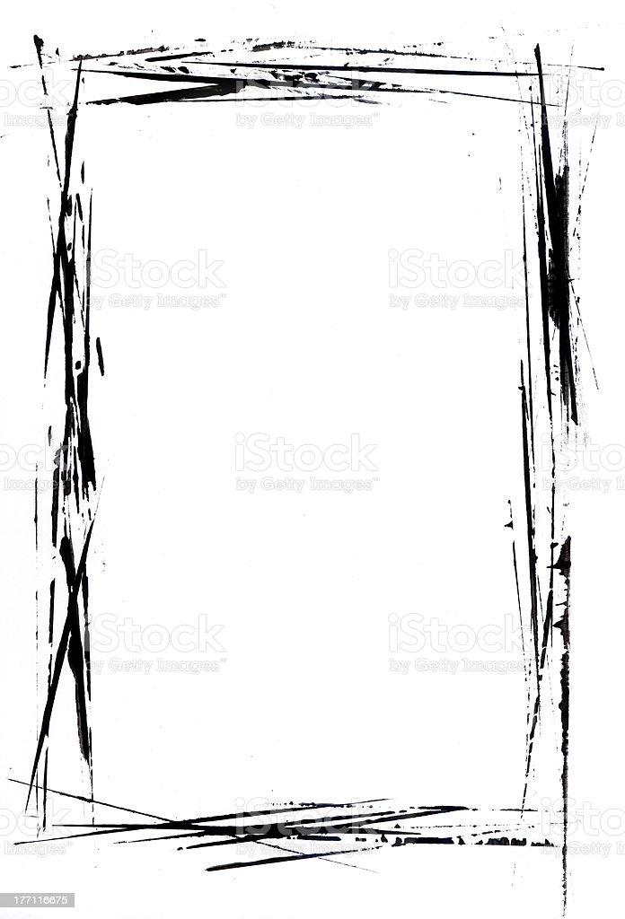 Grunge Mask stock photo
