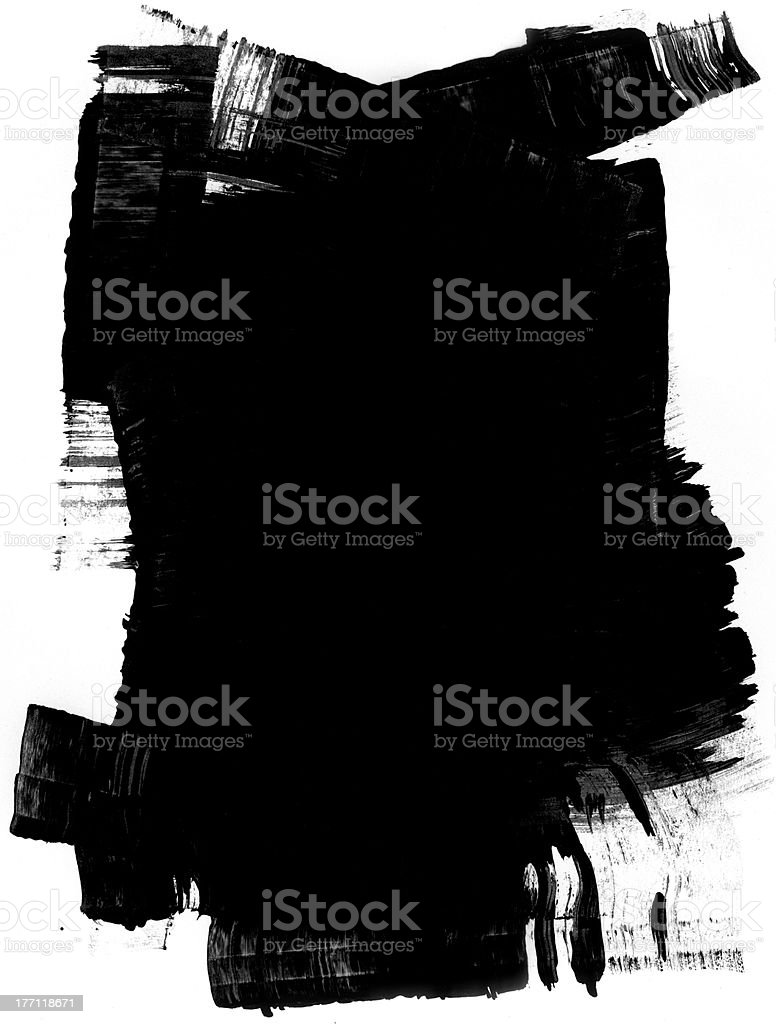 Grunge Mask stock photo