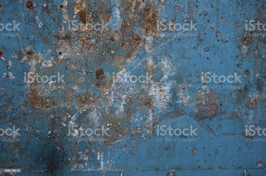 Grunge metal background royalty-free stock photo
