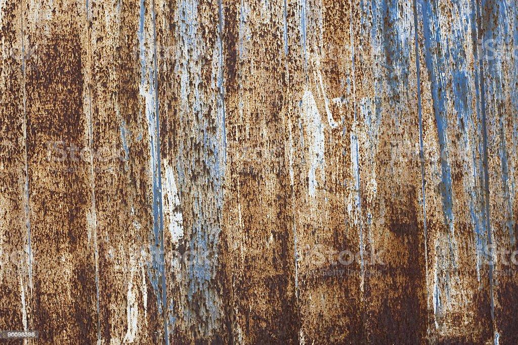 Grunge metal stock photo