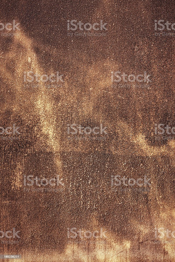 Grunge Metal Surface With Light Reflections, XXXL Size royalty-free stock photo