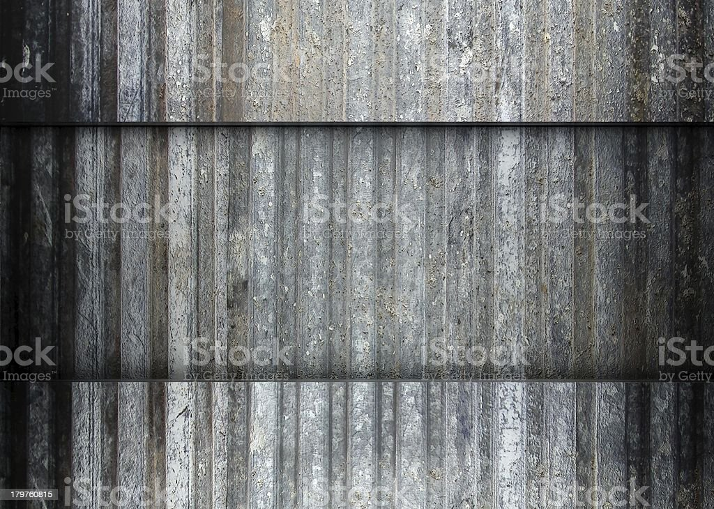 Grunge metal template background royalty-free stock photo