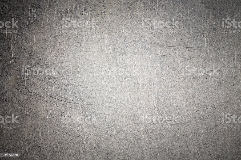 Grunge metal texture steel plate. stock photo