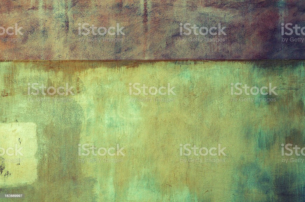Grunge Multicolored Wall Texture Background Pattern royalty-free stock photo