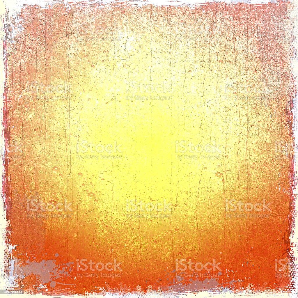 Grunge orange abstract background royalty-free stock photo