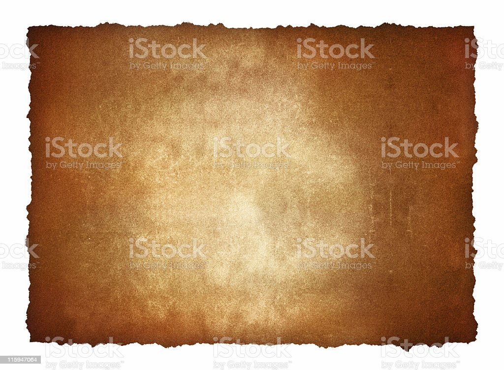 Grunge Paper (XXL) royalty-free stock photo