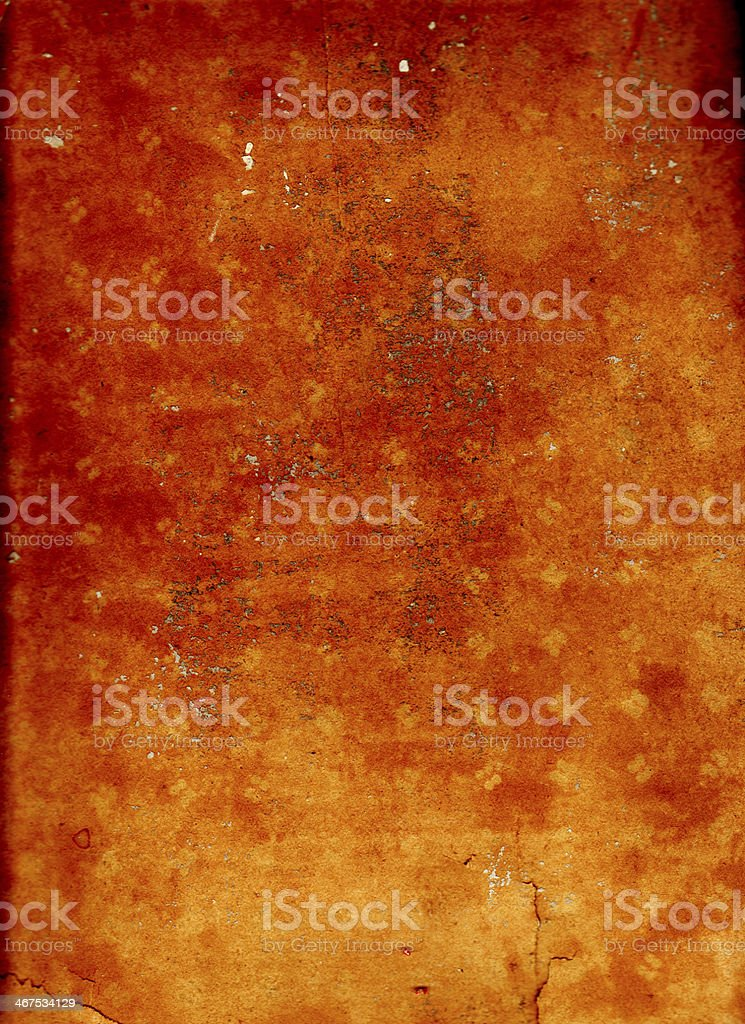 Grunge paper with pattern royalty-free stock photo