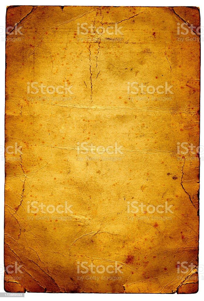 Grunge paper XXL stock photo