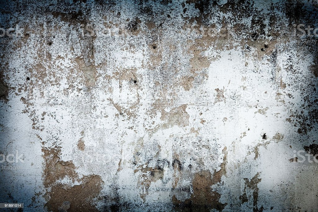 Grunge (Vignetted) stock photo