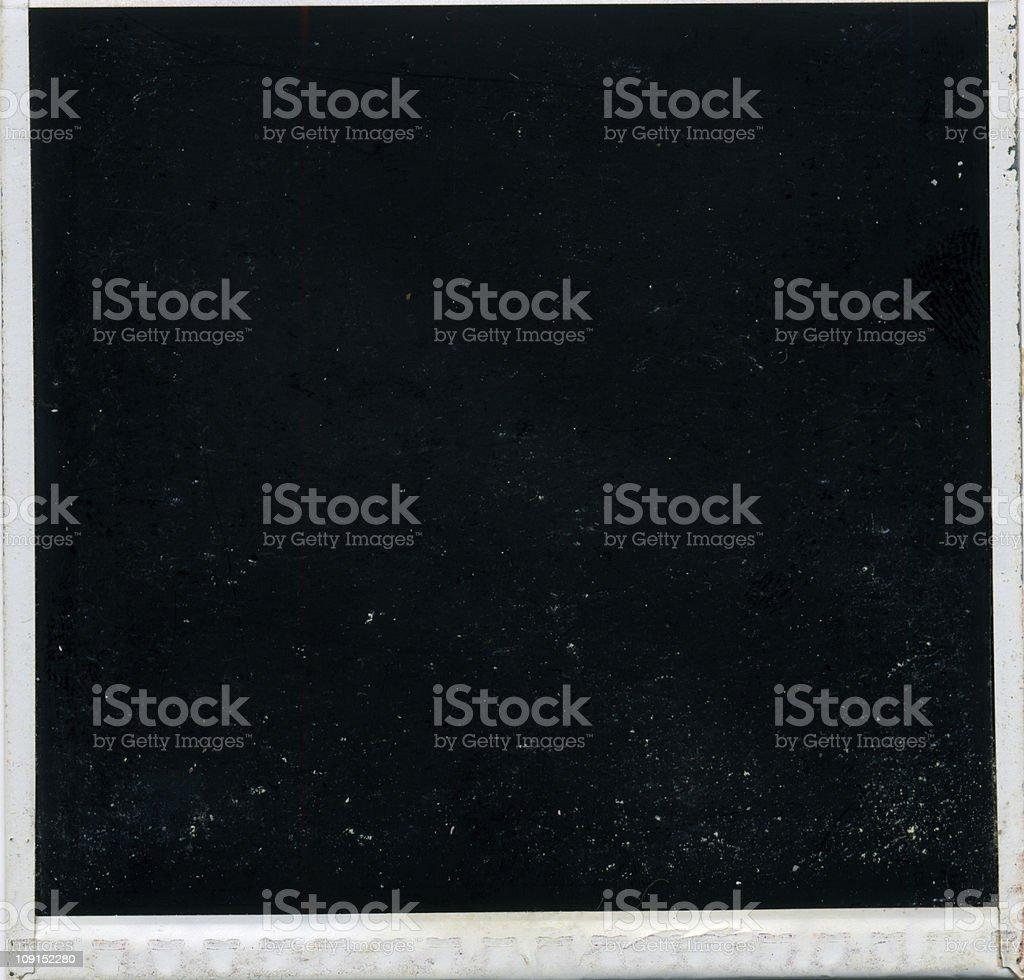 grunge polaroid royalty-free stock photo