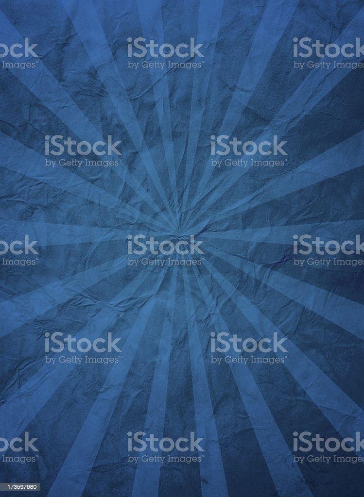 Grunge ray pattern royalty-free stock photo
