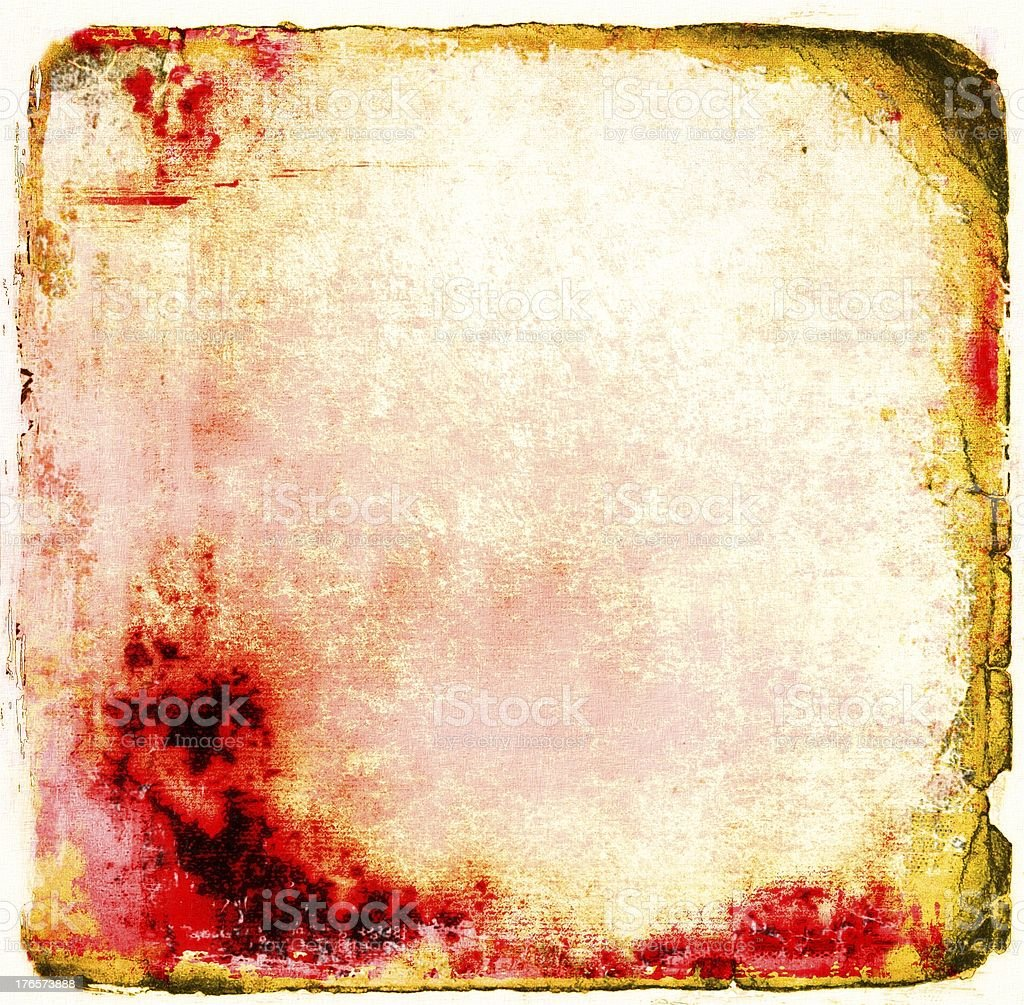 Grunge red abstract background royalty-free stock photo