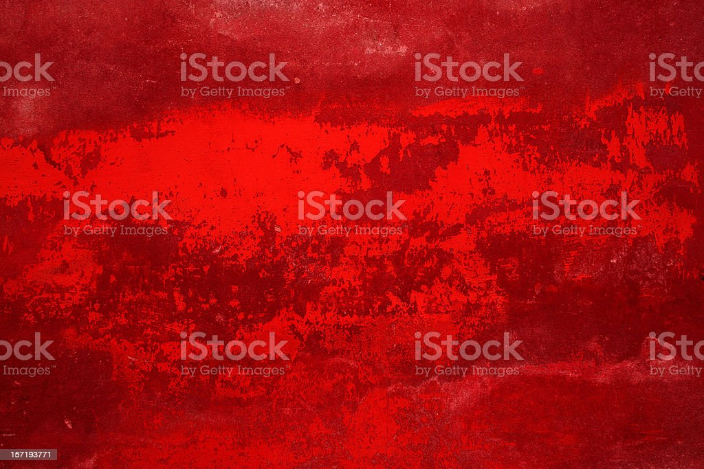 Grunge Red Wall Texture Background Pattern royalty-free stock photo