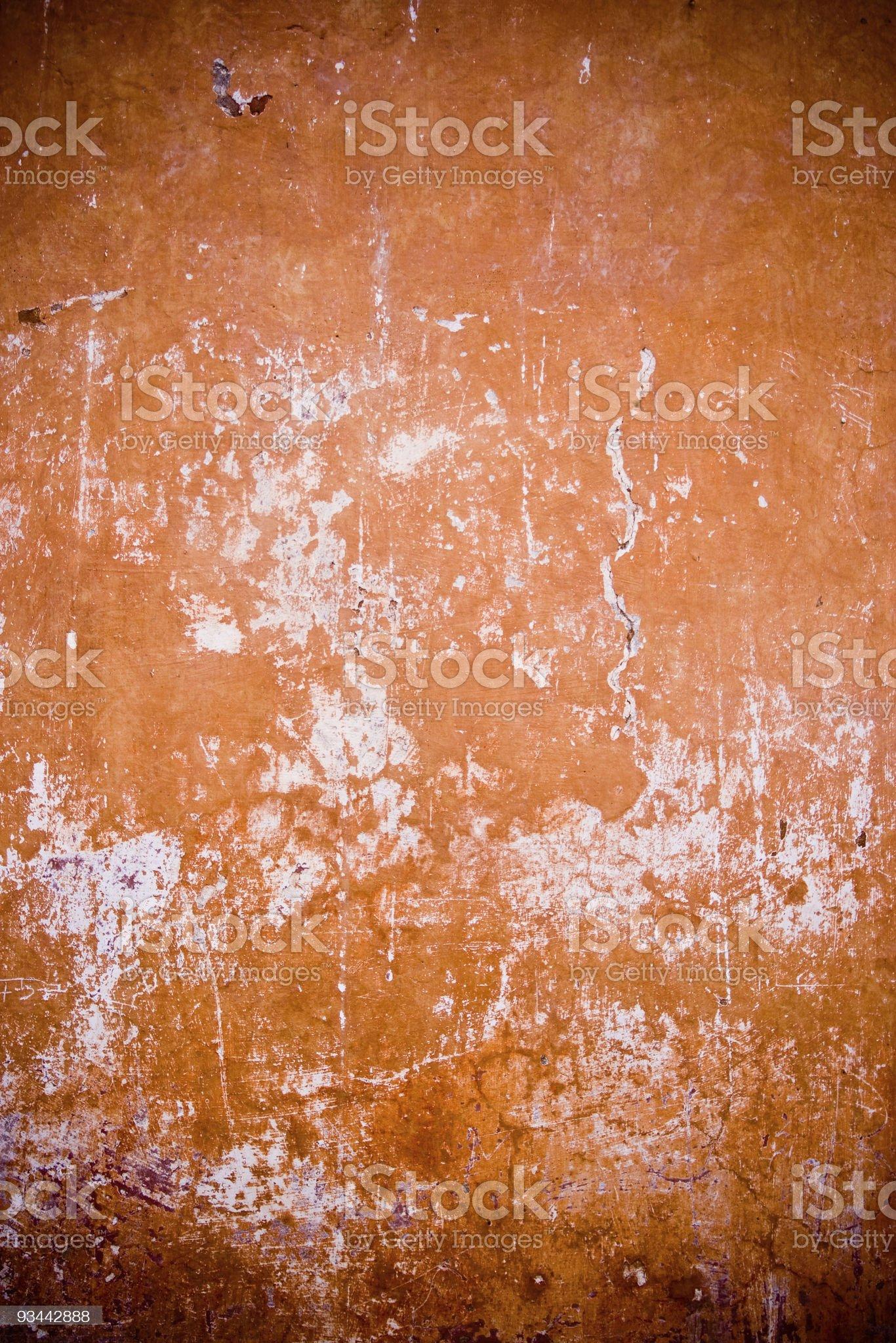 Grunge roman wall royalty-free stock photo