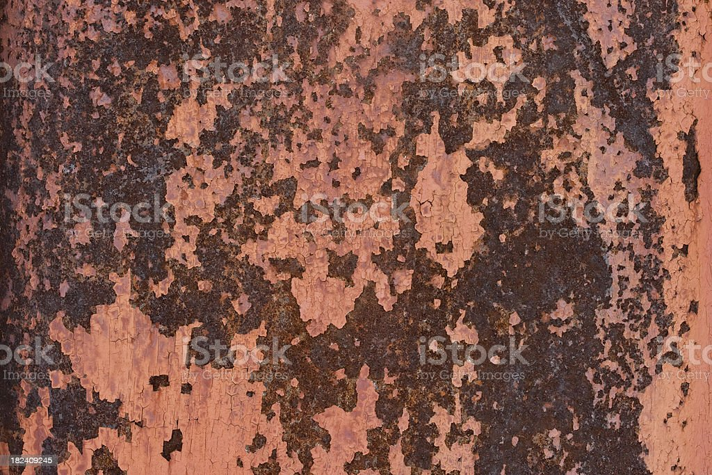 Grunge Rust stock photo