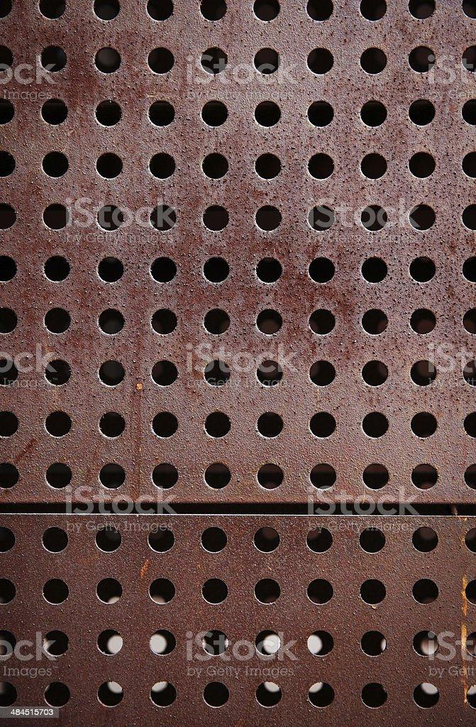 Grunge rust texture royalty-free stock photo