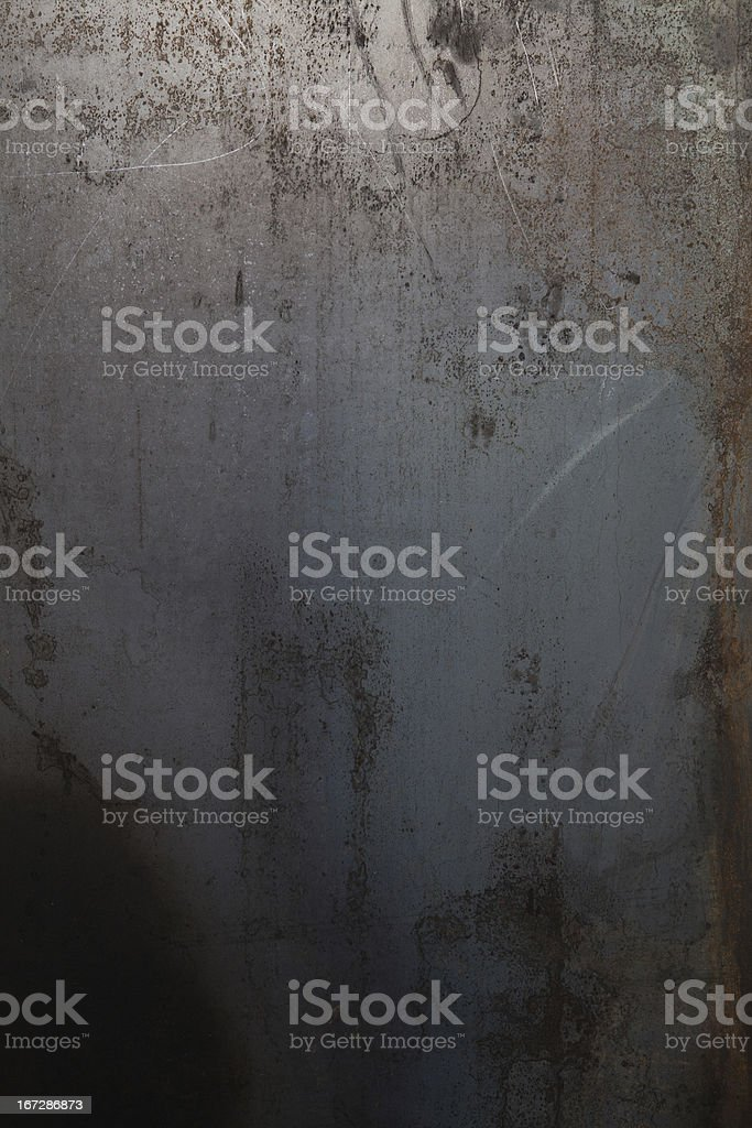 Grunge rusty metal background stock photo