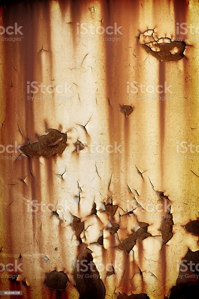 grunge rusty painted background royalty-free stock photo