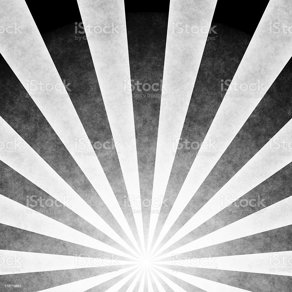 Grunge starburst background royalty-free stock photo
