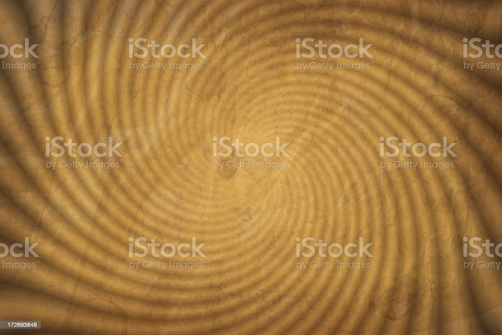grunge starburst swirl background parchment pattern design royalty-free stock photo
