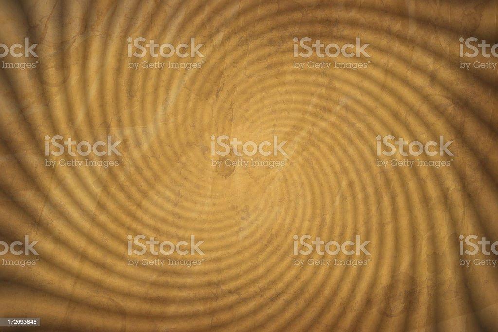 grunge starburst swirl background parchment pattern design stock photo