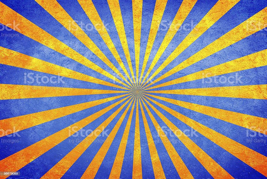 grunge sun royalty-free stock photo