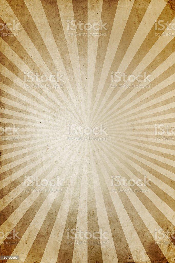 Grunge Sunbeam Background stock photo