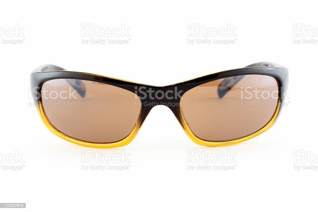 Grunge Sunglasses royalty-free stock photo