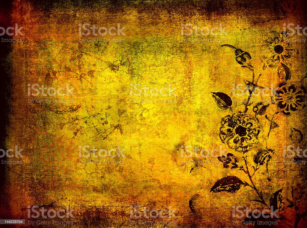 grunge texture - perfect background with space for text royalty-free stock photo