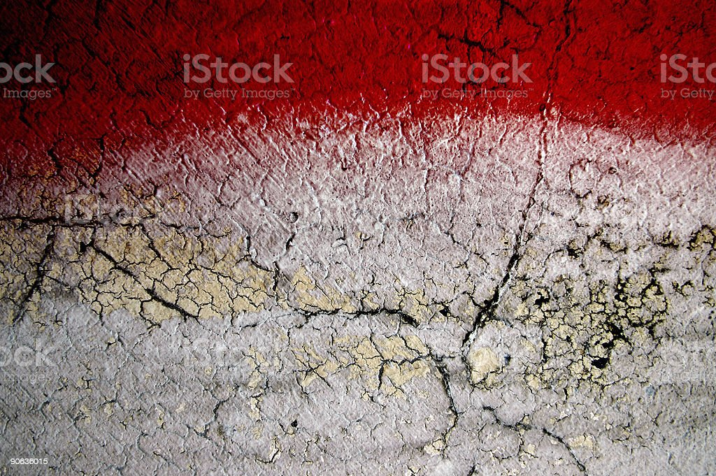Grunge Texture Set: Evil royalty-free stock photo