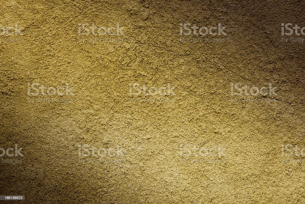 Grunge textured wall royalty-free stock photo