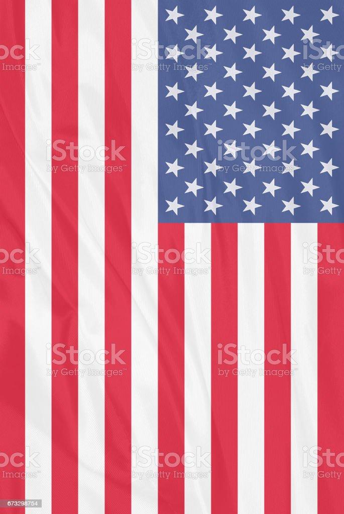 Grunge USA Flag stock photo